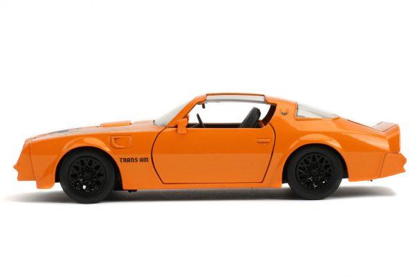 31601 1.24 btm 1977 pontiac firebird metallic orange 2 - 1977 PONTIAC FIREBIRD – METALLIC ORANGE