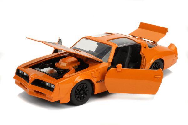 31601 1.24 btm 1977 pontiac firebird metallic orange 3 - 1977 PONTIAC FIREBIRD – METALLIC ORANGE