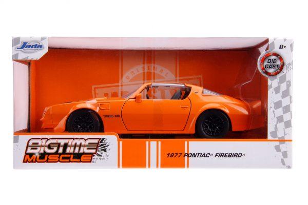 31601 1.24 btm 1977 pontiac firebird metallic orange 4 - 1977 PONTIAC FIREBIRD – METALLIC ORANGE