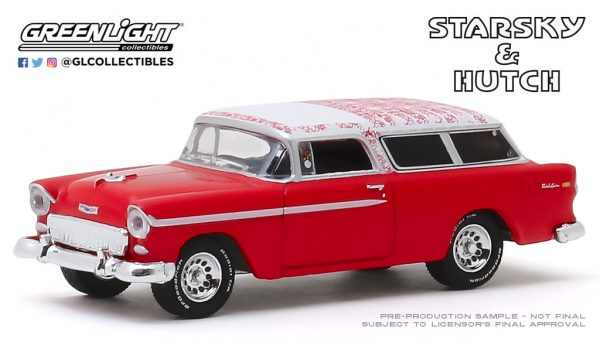 44855a - 1955 Chevrolet Nomad - Starsky and Hutch (TV Series, 1975-79)