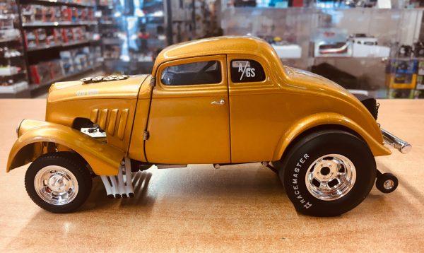 a1800914 - 1933 Willys Gasser Custom - Gold Metallic