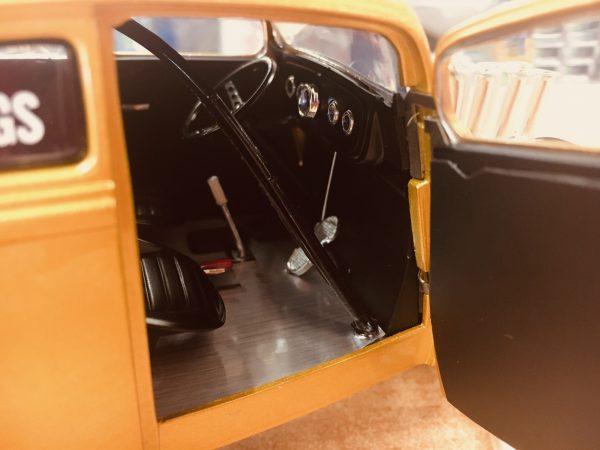 a1800914c - 1933 Willys Gasser Custom - Gold Metallic