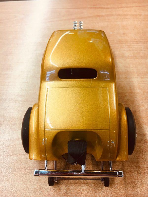 a1800914e - 1933 Willys Gasser Custom - Gold Metallic