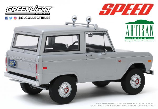19074a - Speed (1994) - Jack Traven's 1970 Ford Bronco