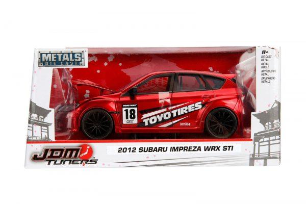30389r - 2012 Subaru Impreza WRX STI