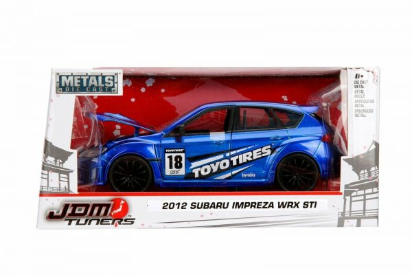 30390 - 2012 Subaru Impreza WRX STI
