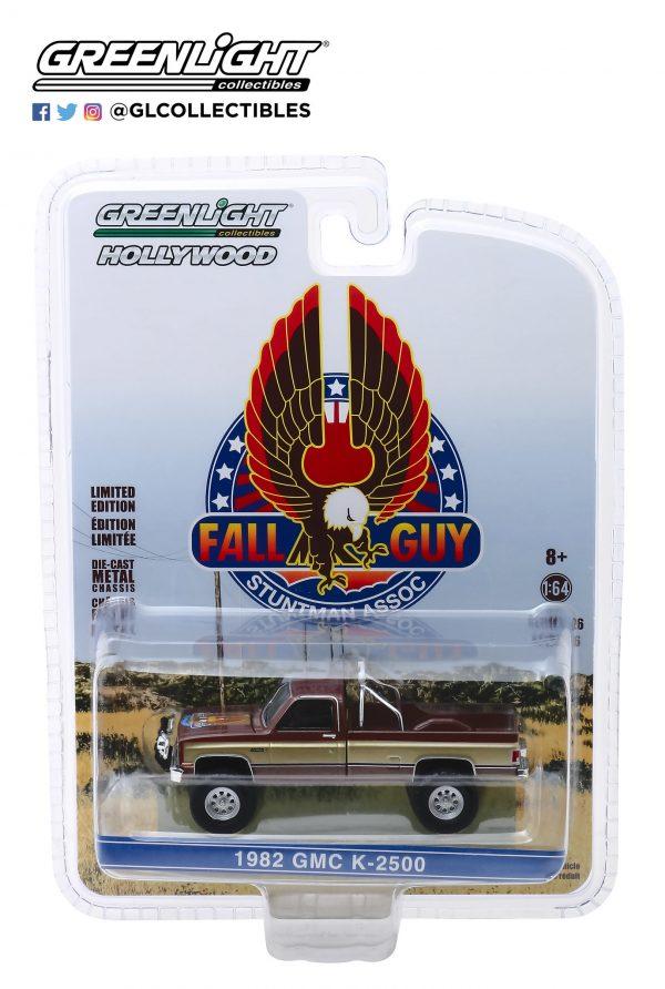 44860f - Fall Guy Stuntman Association - 1982 GMC K-2500 Pick Up Truck