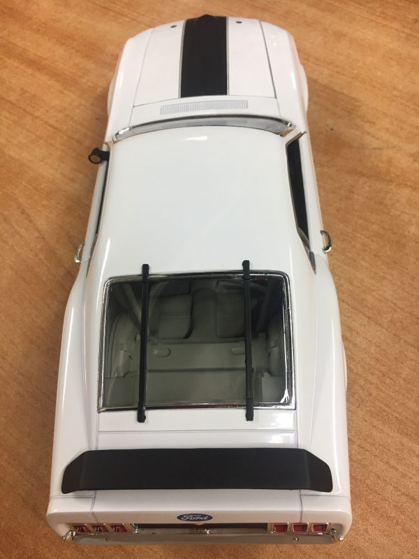 a1801835w2 rotated - 1970 FORD BOSS 302 TRANS AM MUSTANG - STREET VERSION White