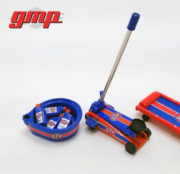 gmp18939b - STP - GMP Shop Tool Set #2 - 1:18 scale