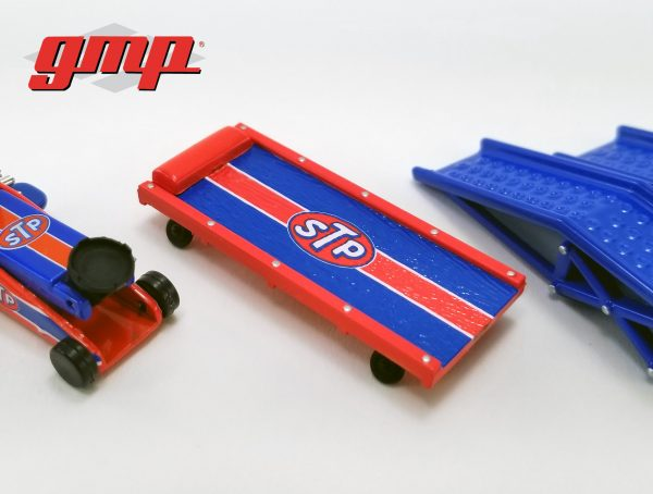 gmp18939c - STP - GMP Shop Tool Set #2 - 1:18 scale