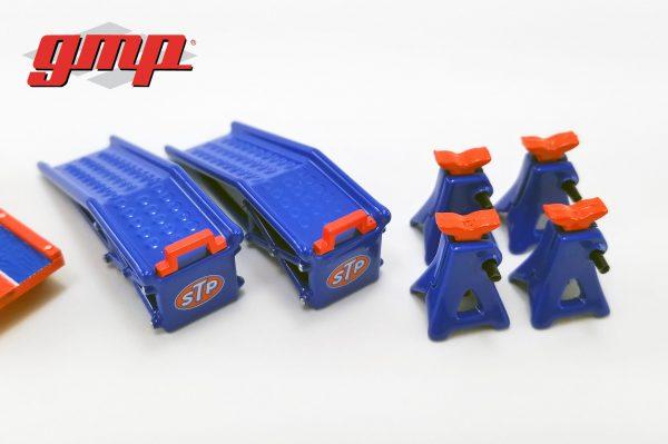 gmp18939d - STP - GMP Shop Tool Set #2 - 1:18 scale