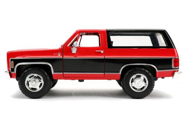 31593a - 1980 CHEVY K5 BLAZER STOCK – GLOSSY RED