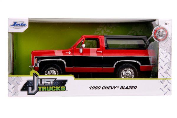 31593b - 1980 CHEVY K5 BLAZER STOCK – GLOSSY RED