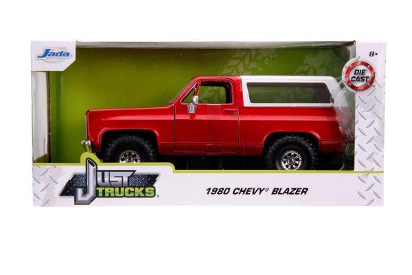 31594a - 1980 CHEVY K5 BLAZER OFF ROAD – METALLIC RED
