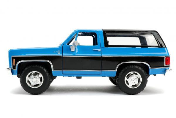 31598a - 1980 CHEVY K5 BLAZER STOCK – GLOSS BLUE