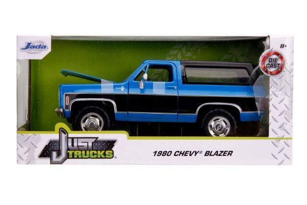 31598b - 1980 CHEVY K5 BLAZER STOCK – GLOSS BLUE