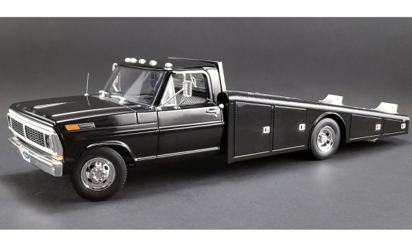 a1801400 - 1970 FORD F-350 RAMP TRUCK