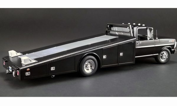 a1801400a - 1970 FORD F-350 RAMP TRUCK