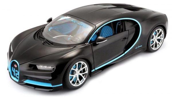 18 11040bk1 - Bugatti Chiron 42 - Limited Edition