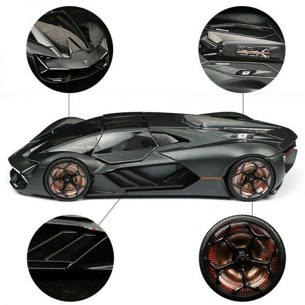 18 21094grey1 - Lamborghini Terzo Millenio - Grey