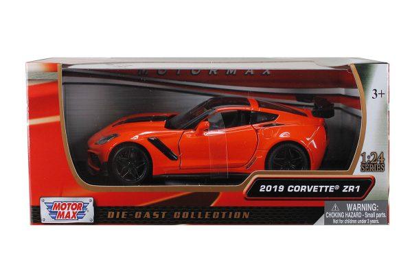 79356orange - 2019 Chevrolet Corvette ZR1 - Metallic orange
