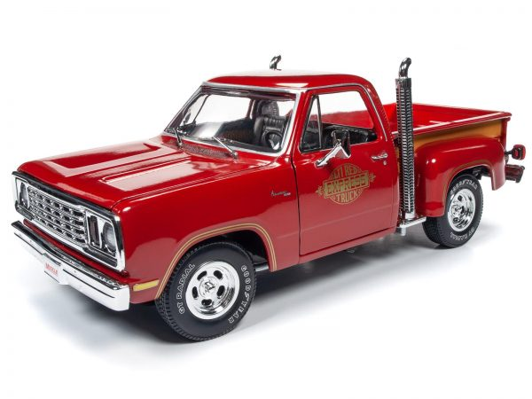 amm1194 - 1978 Dodge Lil Red Express Truck