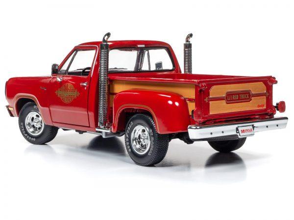 amm1194c - 1978 Dodge Lil Red Express Truck