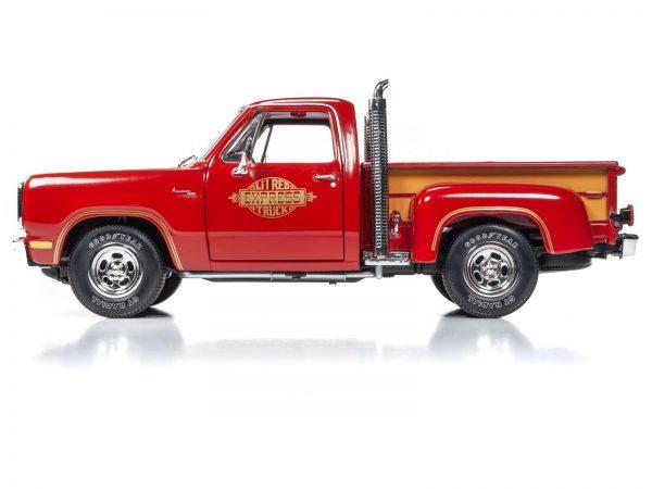 amm1194e - 1978 Dodge Lil Red Express Truck