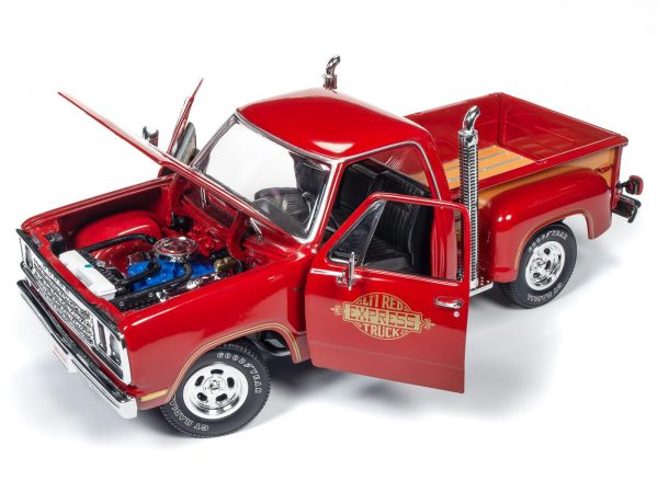 amm1194f - 1978 Dodge Lil Red Express Truck