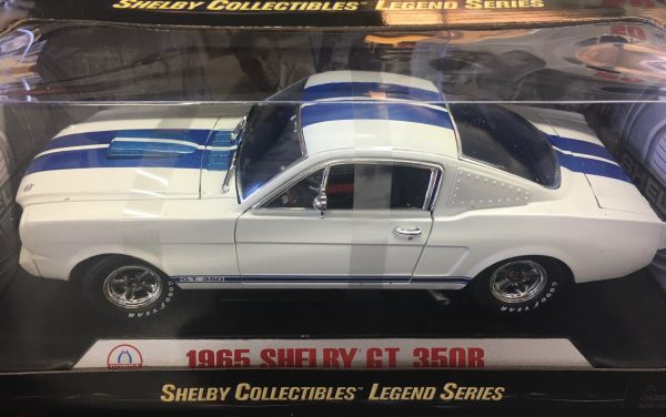 sc 168 1b - 1965 FORD SHELBY GT350R WITH CAROL SHELBY SIGNATURE