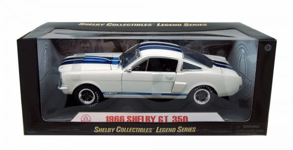 sc168a - 1965 FORD SHELBY GT350R WITH CAROL SHELBY SIGNATURE
