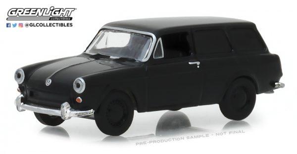 27960a1 - 1965 Volkswagen Type 3 Panel Van