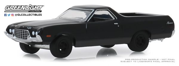 28010b1 - 1972 FORD RANCHERO