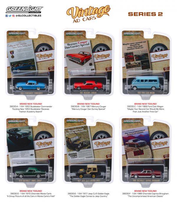 "39030a - 1967 Mercury Cougar - ""Mercury Cougar Dan Gurney Special"""