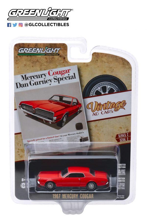 "39030b - 1967 Mercury Cougar - ""Mercury Cougar Dan Gurney Special"""