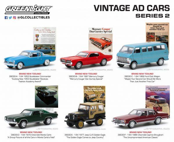 "39030set2 - 1967 Mercury Cougar - ""Mercury Cougar Dan Gurney Special"""