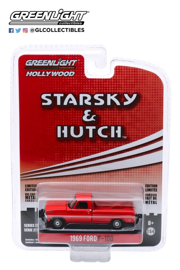 44870b - 1969 Ford F-100 - Starsky and Hutch (TV Series, 1975-79)