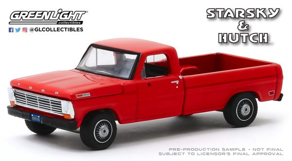 44870b1 - 1969 Ford F-100 - Starsky and Hutch (TV Series, 1975-79)