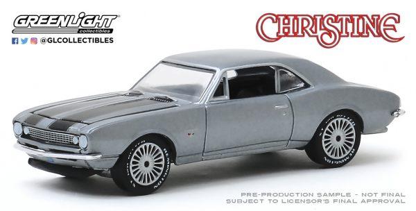 44870c1 - Buddy Repperton's 1967 Chevrolet Camaro - Christine (1983)