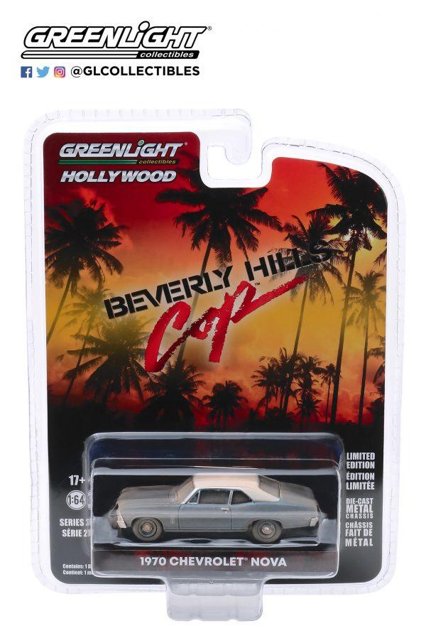 44870d - 1970 Chevrolet Nova - Beverly Hills Cop (1984)