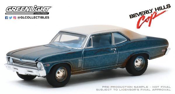 44870d1 - 1970 Chevrolet Nova - Beverly Hills Cop (1984)