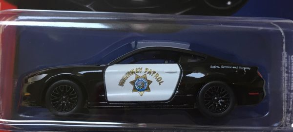 cp7475a - 2017 FORD MUSTANG, CALIFORNIA HGIHWAY PATROL (AMERICAS FINEST)