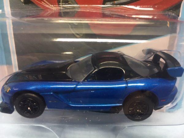 jlcg021b1 1 - 2008 Dodge Viper SRT10 in Bright Blue Metallic - 30th Anniversary