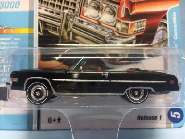 jlcg021b5a - 1973 Cadillac Eldorado in Sable Black