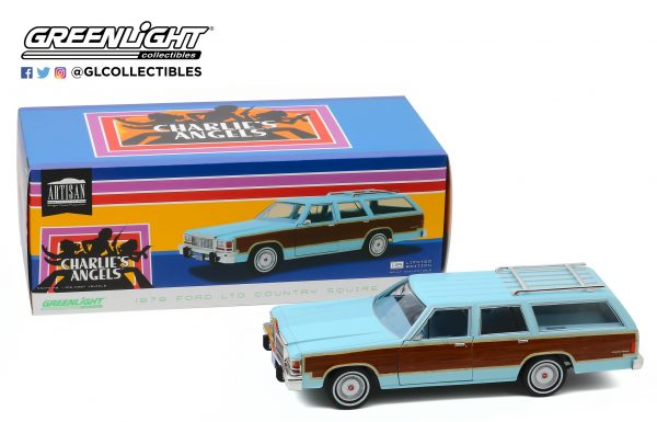 19066 - 1979 Ford LTD Country Squire - Charlie's Angels (TV Series, 1976-81)