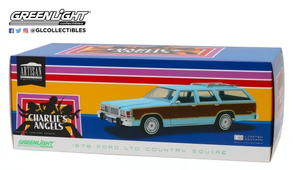 19066a - 1979 Ford LTD Country Squire - Charlie's Angels (TV Series, 1976-81)