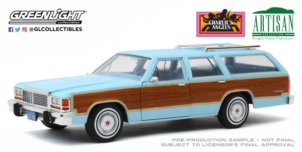 19066b - 1979 Ford LTD Country Squire - Charlie's Angels (TV Series, 1976-81)