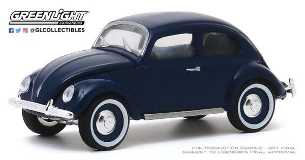 28020a1 - 1949 Volkswagen Type 1 Split Window Beetle - First Beetle Landing in USA 70th Anniversary