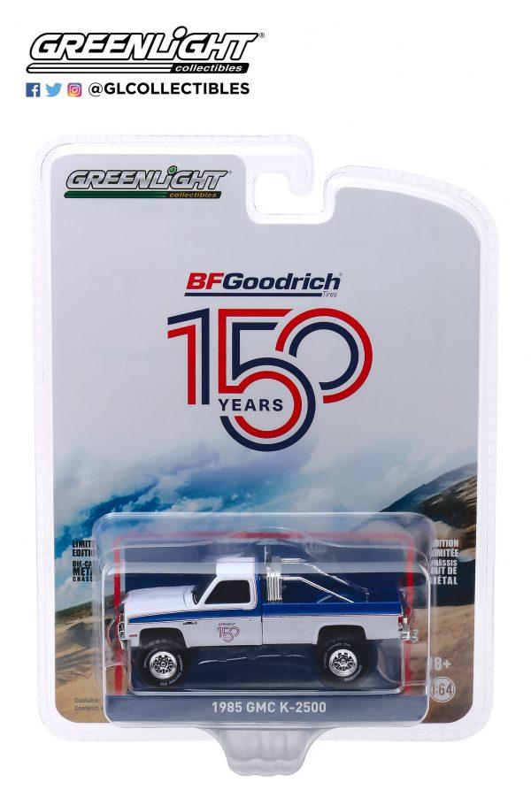 28020b - 1985 GMC K-2500 Pick Up Truck - BFGoodrich 150th Anniversary