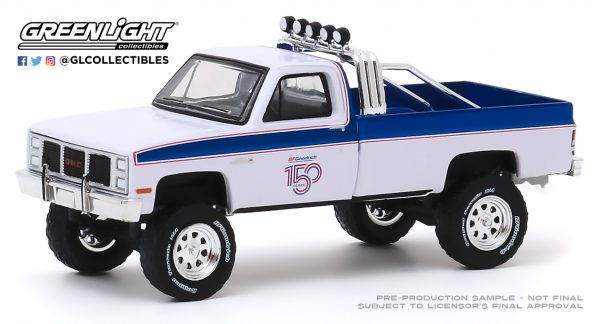 28020b1 - 1985 GMC K-2500 Pick Up Truck - BFGoodrich 150th Anniversary